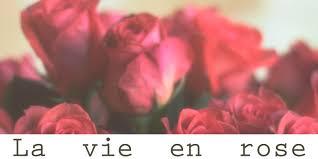 la quote definition vie en rose