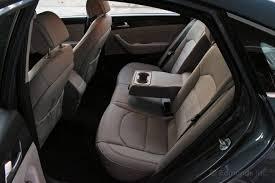 hyundai sonata length spacious rear seat in most dimensions 2015 hyundai sonata