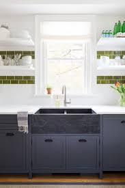Soapstone Subway Tile Cutest Kitchen Remodel Before U0026 After Cococozy