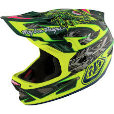 troy lee designs motocross gear troy lee designs d3 carbon mips helmet competitive cyclist