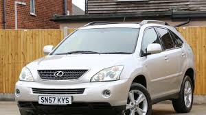 lexus se l premier lexus rx400h 3 3 hybrid se l 4x4 4wd auto sunroof read dvd sat nav