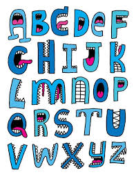 the 25 best cool fonts alphabet ideas on pinterest cool writing