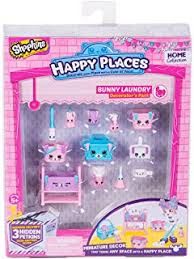 happy places shopkins season 2 welcome pack bunny