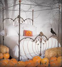 Decorations For Halloween 13 Dark Bedrooms With A Subtle Halloween Vibe