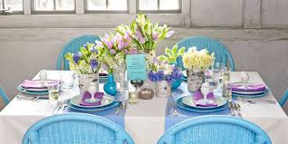 How To Make A Flower Centerpiece Arrangements by 58 Spring Centerpieces And Table Decorations Ideas For Spring