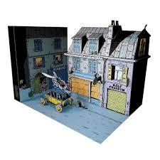 Diorama House