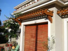 garage trellis door gridthefestival home decor garage trellis