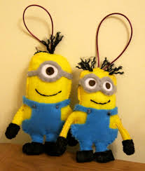 minion christmas tree decorations judath pinterest tree