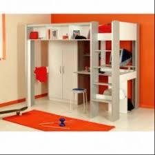 lit mezzanine avec bureau pour ado chambre enfant lit mezzanine mezzanine bureau chambre ado gain de