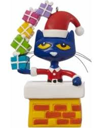 sale department 56 4058315 pete the cat ornament by