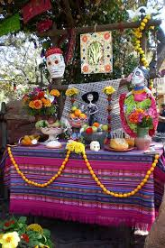 How to Celebrate D­a de los Muertos Day of the Dead SpanglishBaby