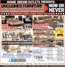 Home Decor Furniture Liquidators Furniture Home Decor Outlet Cheektowaga Ny