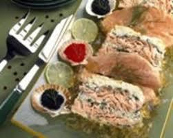 recette de cuisine saumon recette terrine lotte saumon