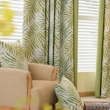 curtains for livingroom 2017 new curtains american pastoral style blackout printed window