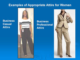 dress for success what is so important about dress ppt download