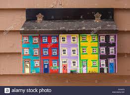 Painted Houses Colourful Painted Houses In St John U0027s Antigua Leeward Islands