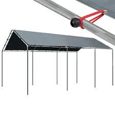 10 X 10 Awning 12 U0027 X 20 U0027 Canopy Carport Replacement Cover