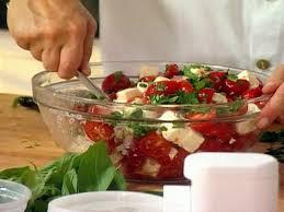 ina garten tomato tomato feta salad recipe ina garten food network