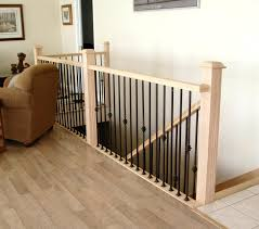 home depot stair railings interior stair banister kit stair railing kits home depot aluminum interior