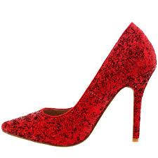 Wedding Shoes Kl Ladies Diamante Court Shoes Bridesmaid High Heel Bridal Prom