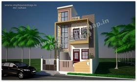 Row Houses Elevation - front elevation grill designs gallery for gt single floor house