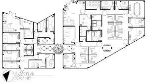 commercial floor plans free view larger image office space design pinterest office