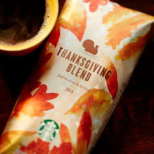 starbucks thanksgiving blend starbucks store starbucks