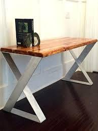 Wood Desk Accessories Rustic Wooden Desk Bethebridge Co