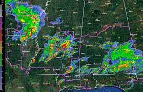 Weather Map Louisiana by An Update On The Alabama Weather Situation At 9 45 P M The