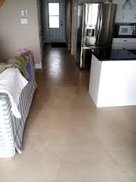 kitchen concrete flooring duraamen self leveling micro in jersey