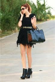 black laces up booties aldo shoes black feathers angelos