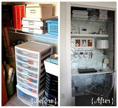 Desk Organized by Iheart Organizing August Featured Space Bedroom Conquering