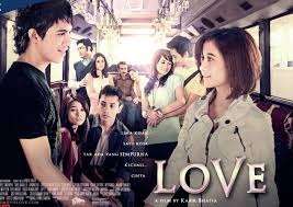 poster film romantis indonesia film romantis indonesia terbaik love 2008 movies pinterest