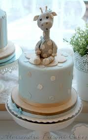 giraffe baby shower cakes imposing decoration giraffe baby shower cakes marvellous