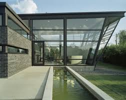 Glass Front House Modern House Design Ideas Zamp Co