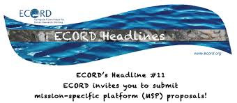 submit submit msp proposals ecord european consortium for ocean