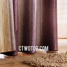 Shabby Chic Purple by Simple Blackout Purple Curtains Shabby Chic And Modern Curtains