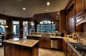 Traditional Kitchens Designs - kitchen cabinets black appliances u2013 quicua com
