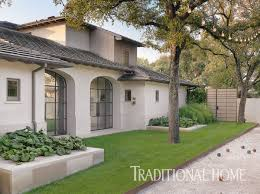 Traditional House Cool Casual Austin Home Traditional Home