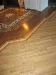 Metal Tile Transition Strip by Wood Flooring Transition Strips Flooring Designs