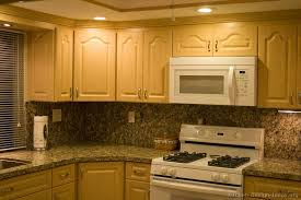 kitchen ideas with oak cabinets kitchen design ideas light wood cabinets and photos