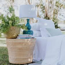 deia living saria bed linen single duvet cover belinda u0027s