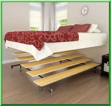platform bed frame construction tips and inspiration home ideas