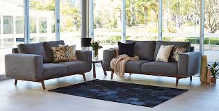Fabric Sofas Perth Sofas And Sofa Pairs Windoc 3 2 Seater Fabric Lounge Perth