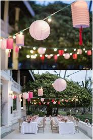 217 best outdoor u0026 hanging decor weddings images on pinterest