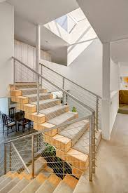 L Shaped Stairs Design Baroque Carpet Stair Treads In Staircase Traditional With Next To