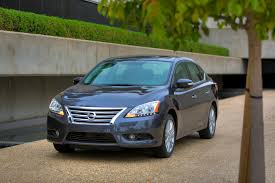 nissan 2000 sentra 2015 nissan sentra improves iihs safety ratings on retest