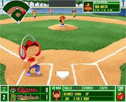Backyard Sluggers Backyard Sports Video Game Tv Tropes