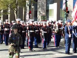 nc novant health thanksgiving parade 2nd marine