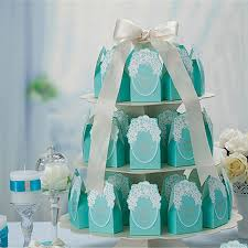 laser cut vintage flower gift candy boxes souvenirs wedding party
